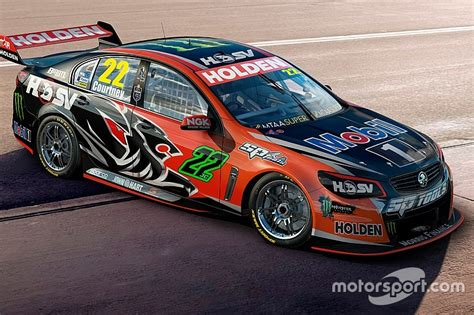 holden racing team holden racing team confirms 2016 livery