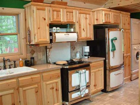 kitchen with cabinets using wood for a better unfinished kitchen cabinets home