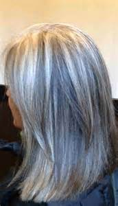 gray hair highlight ideas 1000 ideas about gray highlights on pinterest gray hair