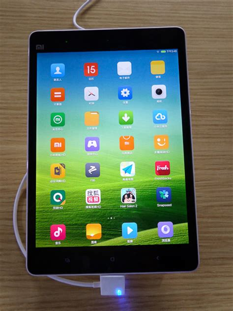 Tablet Xiaomi Mi3 xiaomi launches 1st tablet targeting business chinadaily cn