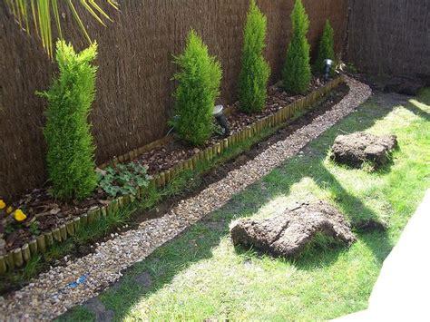 imagenes de jardines adornados con piedras jardineriaorion piedra de rio