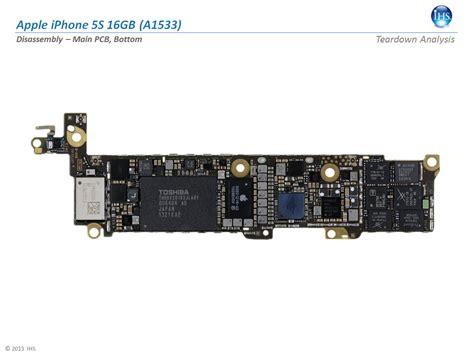iphone pcb layout smartphones ihs sch 228 tzt materialwert f 252 r iphone 5c und