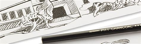 Finger Print Book Faber Castell faber castell pitt monochrome charcoal