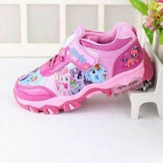 Sepatu Anak Import Pink jual sepatu pony anak import lu pony