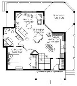 cottages floor plans design 1 bedroom cabin house plans 1 bedroom cabins designs 1