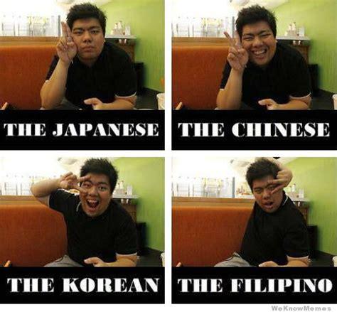 Peace Sign Meme - filipino girls memes memes
