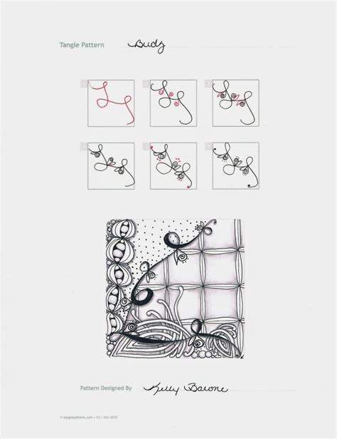 489 Best Ideas About Zentangle Inspired Step By Step On