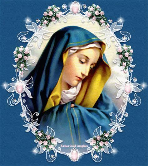 imagen de maria virgen fiel gifs animados de virgen mar 237 a gifmania