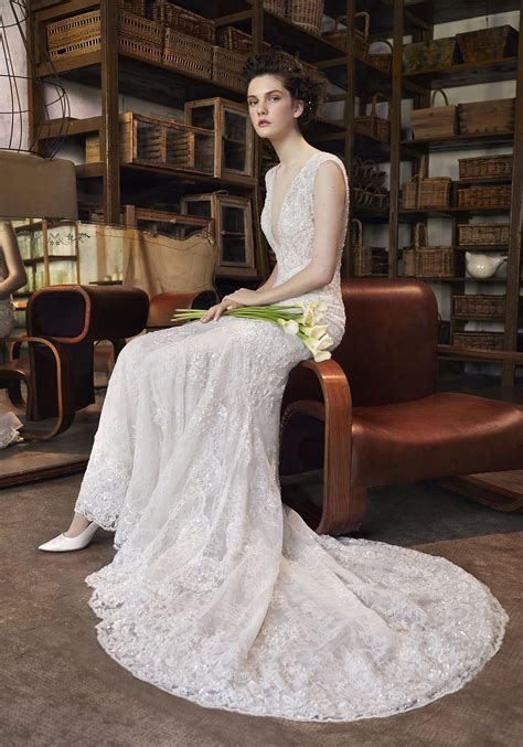 Lusan Mandongus Wedding Dresses & Bridal Gowns in