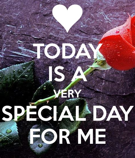 day special today is a special day for me poster anand keep