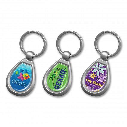 Drop Key Ring drop metal key ring custom keyrings brand republic