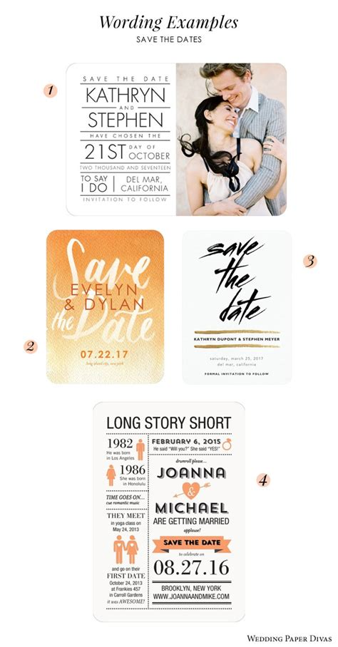 Upcoming Wedding Announcement Wording by Save The Date The Beautiful Of Announcing Your