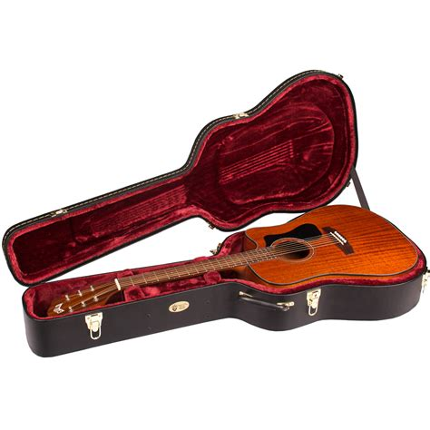 Hardcase Gitar Akustik All Size guild gad acoustic guitar hardshell sizes