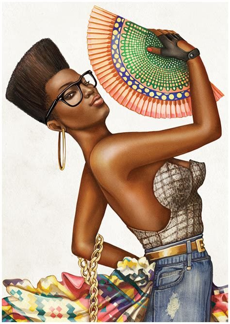 african american buns and pin ups african pinups on wacom gallery