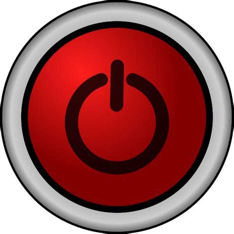 button clip at clker vector power on button clip at clker vector clip
