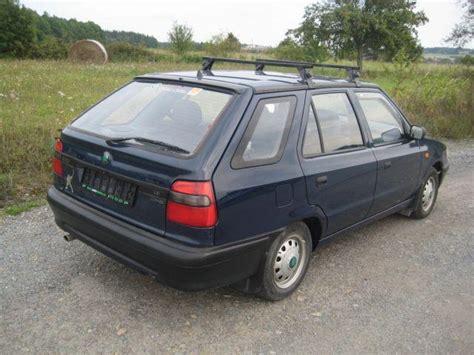 škoda felicia 1997 station wagon forums