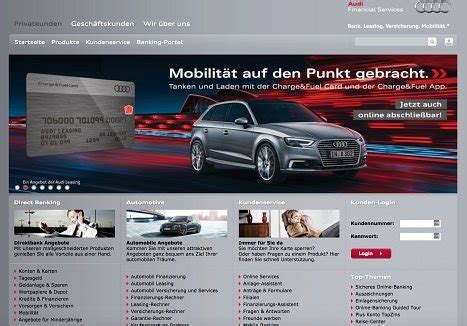 Audi Kredit by Audi Bank Erfahrungen Kredit Anbieter Im Test Testberichte