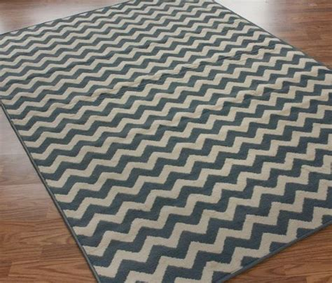 chevron patterned rug soft blue chevron pattern area rug home decor vanity room pinte