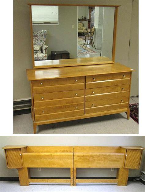 heywood wakefield bedroom set 28 images 1340 heywood 19 heywood wakefield dresser with mirror auction