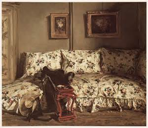 chintz couch ethel sands the chintz couch c 1910 11 the camden town