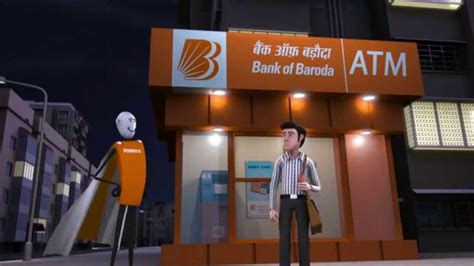 bank of baroda atm how to register mobile number with bank of baroda account