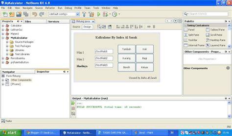 membuat web browser sederhana dengan java kalkulator sederhana dengan java it sasak