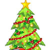 santacruz with christmas tree animated waiting gif image for whatsapp and 43 gif images