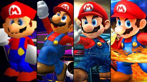 Smash Bros smash bros a look at the series evolution gamespot