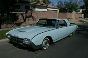 1961 ford thunderbird coupe 2017 ototrends net