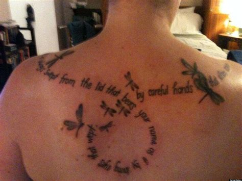 books tattoo book tattoos check out huffpost books readers awesome