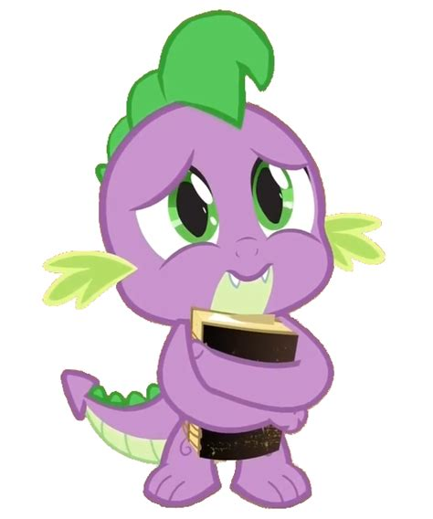 magical mystery cure sad spike vector by kapicator on