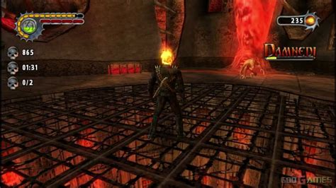 psp themes ghost rider ghost rider gameplay psp hd 720p playstation portable