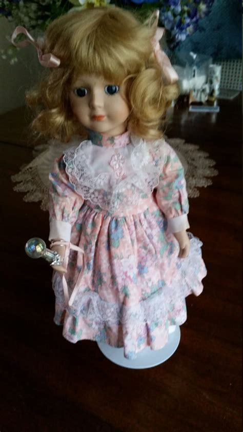 porcelain doll types porcelain doll type dress 12 inch by
