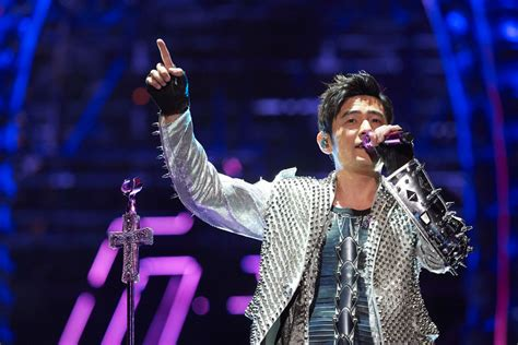 jay chou 2018 man begs cops to let him attend jay chou s concert before