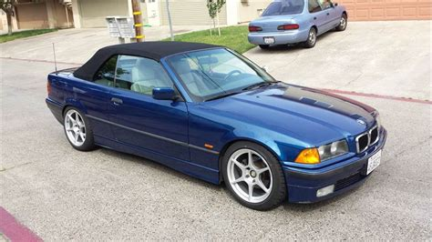 1998 Bmw 328i Convertible by 1998 Bmw 328i Convertible Avus Blue Sold
