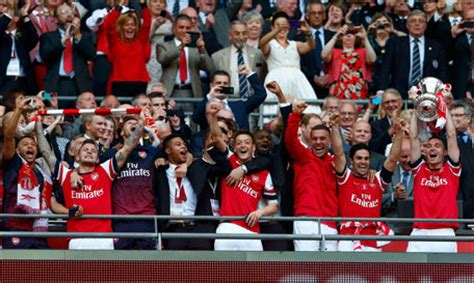 arsenal wins the fa cup final after crushing chelsea sports arsenal hit back to win thrilling fa cup final emirates 24 7