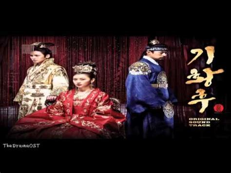 theme song empress ki various artists 기황후 main theme empress ki ost youtube