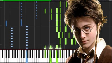 tutorial piano harry potter harry potter medley for solo piano tutorial youtube