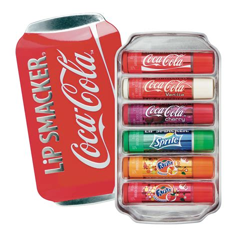 Lip Smacker Coca Cola 2312 by Coca Cola Lip Smacker Lip Balm Lufthansa Preflight Shopping