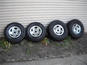 16 Inch Truck Wheels For Sale Tires Wheels Truck Suv Wheels For Sale On Racingjunk
