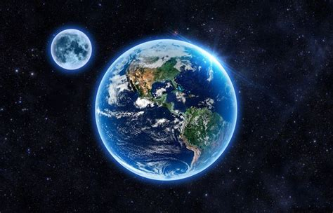 Out Of This World Without Any Space Influence In Sight by How The Moon S Gravity Influences Earth Mnn