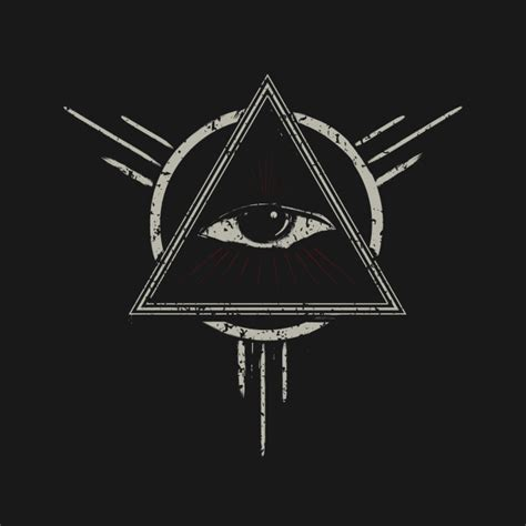 simboli illuminati all seeing illuminati eye ancient t shirt teepublic
