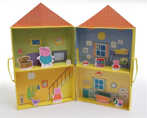 peppa pig doll house videos dibujo de la casa de peppa pig dibujos para colorear apexwallpapers com