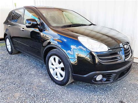 subaru tribeca black sold subaru tribeca black 2007 used vehicle sales