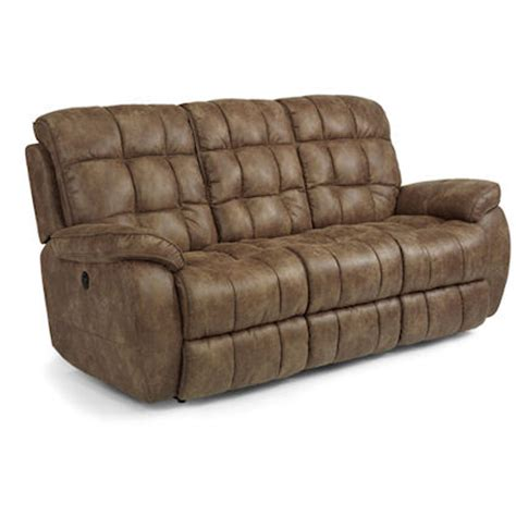 flexsteel reclining sofa flexsteel 1449 62p nashua power reclining sofa discount