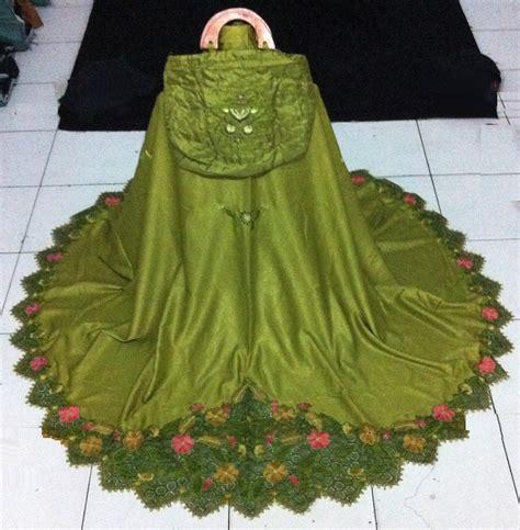 Mukena Bunga Kuning jual mukena bordir cantik dan baju koko muslim murah khas
