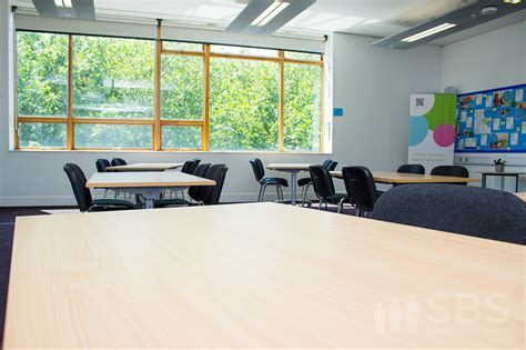 Swiss Cottage School Development Research Centre by Facility School Business Services
