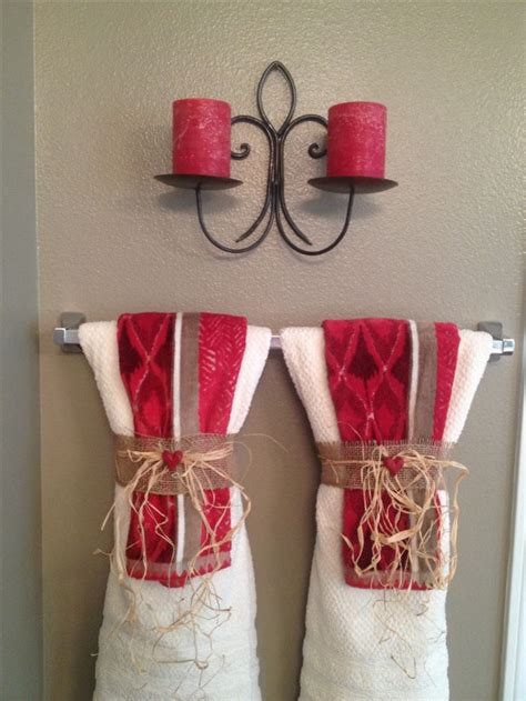 bathroom towel decorating ideas 25 best ideas about bathroom towel display on