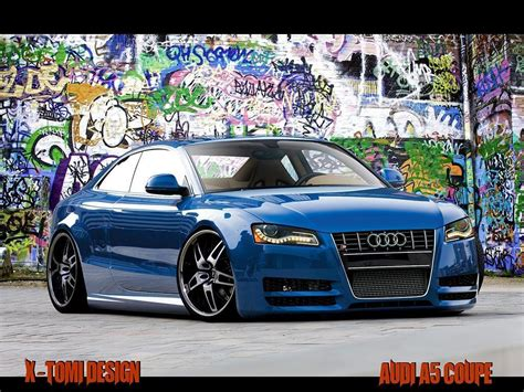Audi A5 Coupe Tuning by Audi Images Audi A5 Coupe Tuning Hd Wallpaper And