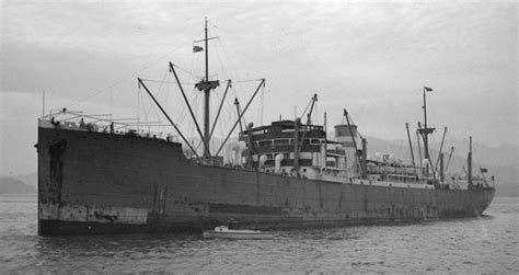 boat shipping vancouver silverpalm british motor merchant ships hit by german